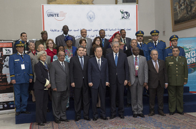 Secretary-General Attends 5th General Assembly of Kigali International Conference Declaration