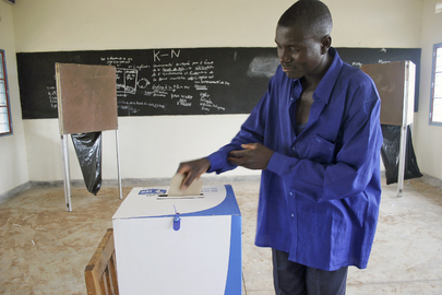 ONUB Facilitates National Referendum in Burundi