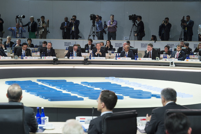 Secretary-General at Nuclear Security Summit, Washington