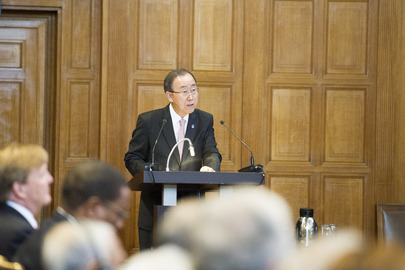 International Court of Justice Commemorates 70th Anniversary