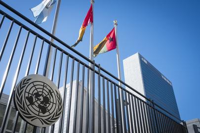 UN Secretariat Headquarters, New York