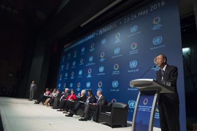 Secretary-General Attends