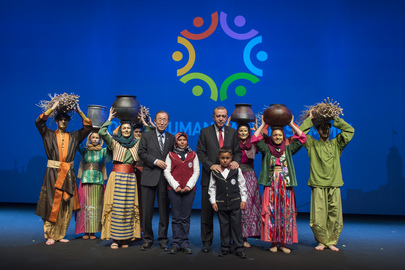 Closing Ceremony of World Humanitarian Summit