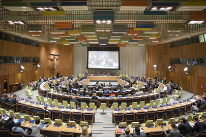 Peacebuilding Commission Holds 2016 Annual Session
