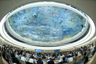 Human Rights Council Suspends Thirty-second Regular Session