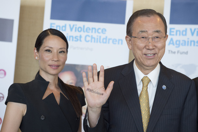 Launch of Global Partnership to End Violence Against Children