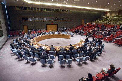 Security Council Considers Situation in South Sudan