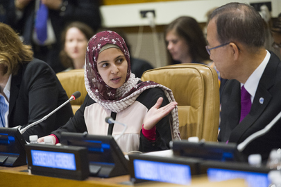 High-level Civil Society Event of UN Summit for Refugees and Migrants