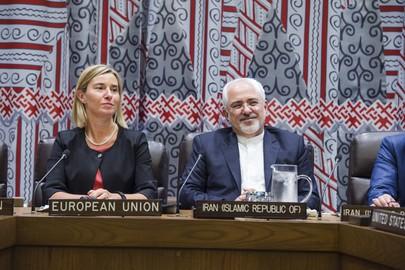 EU+3 Ministerial Meeting on Iran