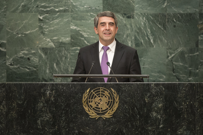 President of Bulgaria Addresses General Assembly