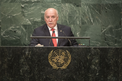 Foreign Minister of Paraguay Addresses General Assembly