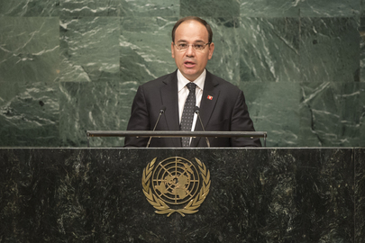 President of Albania Addresses General Assembly