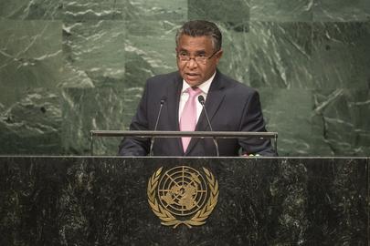 Prime Minister of Timor-Leste Addresses General Assembly