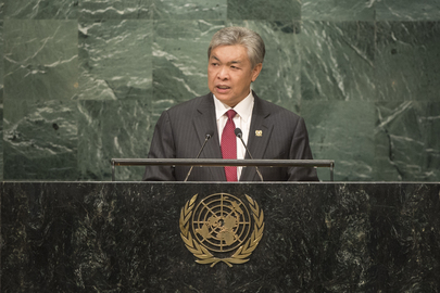 Deputy Prime Minister of Malaysia Addresses General Assembly