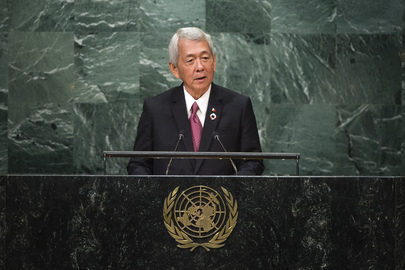 Foreign Secretary of Philippines Addresses General Assembly