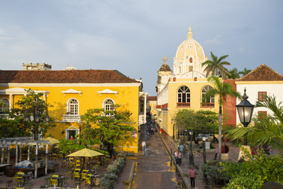 Cartagena Prepares for Signing of Colombian Peace Agreement