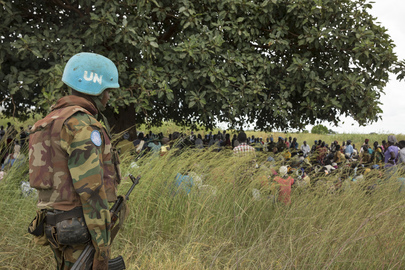 IDPs in South Sudan Appeal for Urgent Humanitarian Assistance