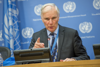 Special Rapporteur on Extreme Poverty and Human Rights Speaks to Press