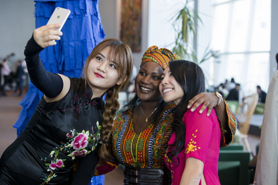 United Nations Staff Day in New York