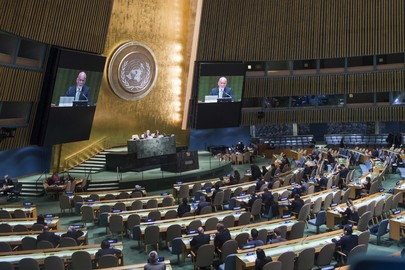 General Assembly Considers Security Council Reform