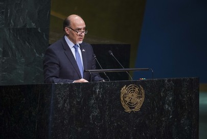 General Assembly Adopts Resolution Supporting Afghanistan's Efforts