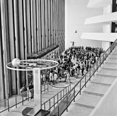Visitors to United Nations Headquarters