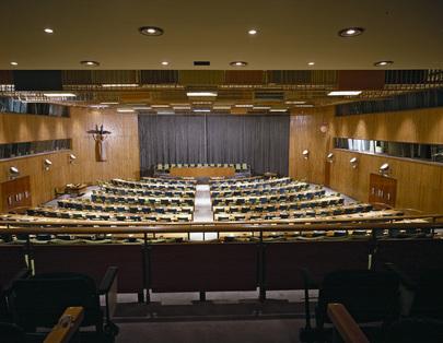 Trusteeship Council Chamber