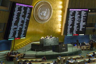 Assembly Adopts 10 Resolutions on Stronger Ties between UN, Regional Organizations