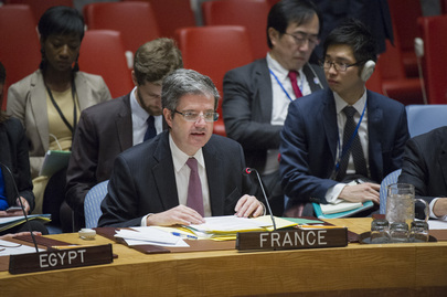 Security Council Meets on Situation in DRC and Angola