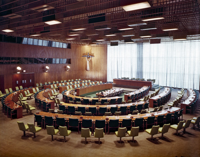 The Trusteeship Council Chamber