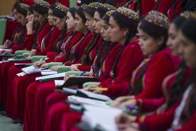 Side Event on SDGs Roll Out Process in Ashgabat, Turkmenistan