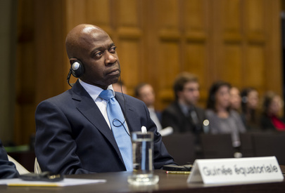 ICJ Delivers Verdict in Case of Equatorial Guinea v. France
