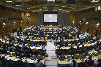 General Assembly Considers Reports of Sixth Committee