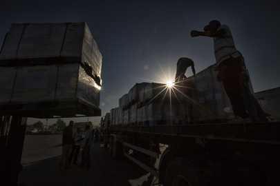 Election Materials Arrives in Haiti