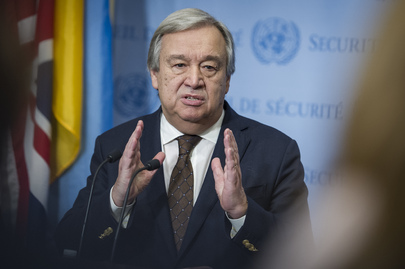 Secretary-General Briefs Press