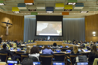 Assembly Marks 20th Anniversary of Mandate of Special Representative for Children and Armed Conflict