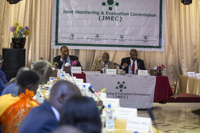Plenary Meeting of South Sudan JMEC, Juba