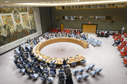 Security Council Extends Yemen Sanctions Regime
