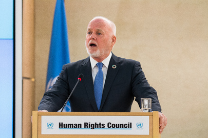 President of General Assembly Addresses Human Rights Council