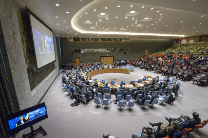 Security Council Debates Human Trafficking in Conflict Situations