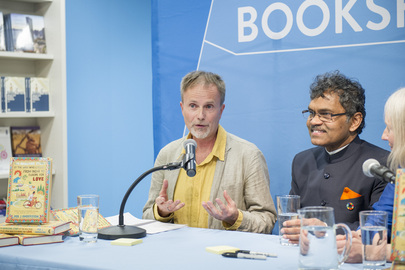 Author Conversation Marking International Day of Happiness