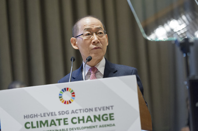 General Assembly Discusses Climate Change, Sustainable Development Agenda
