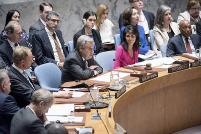 Security Council Discusses Maintenance of International Peace and Security