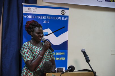 South Sudan Commemorates World Press Freedom Day
