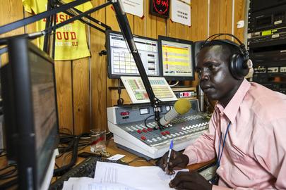 South Sudan Commemorates World Press Freedom Day