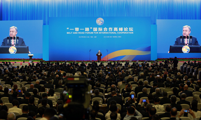 Secretary-General Addresses Belt and Road Initiative Forum, Beijing