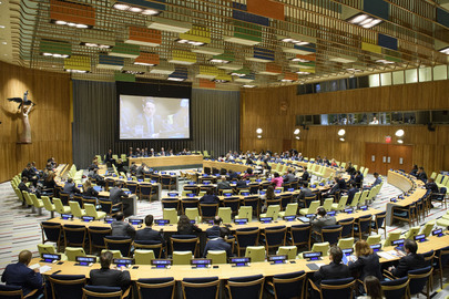 General Assembly Briefing on Financial Crises of UNRWA