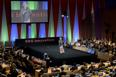 General Assembly Holds SDG Action Event on Innovation, Connectivity