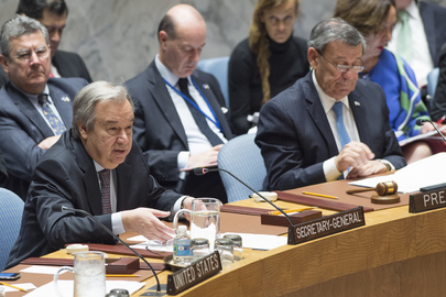 7951st Security Council Meeting: Protection of Civilians in Armed Conflict - Part 3