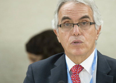 Special Rapporteur on Independence of Judges and Lawyers Addresses Human Rights Council